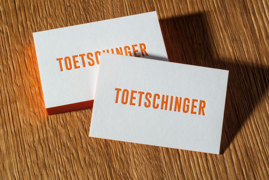 A T E L I E R W E R K S T A T T Wien Letterpress